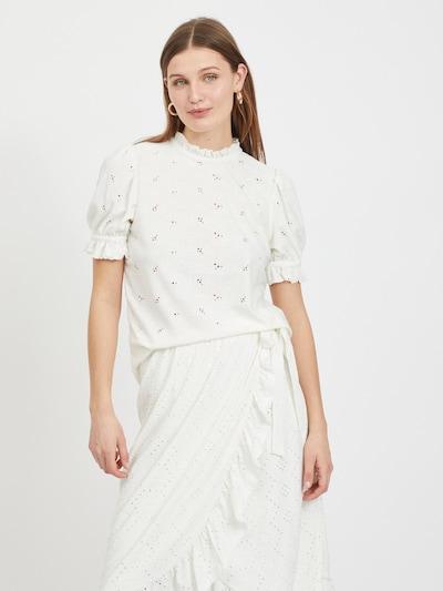 Camicia da donna 'Kiwi' VILA di colore bianco naturale, Visualizzazione modelli