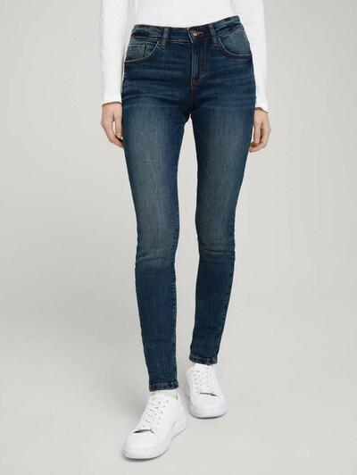 TOM TAILOR Jeans in de kleur Navy, Modelweergave