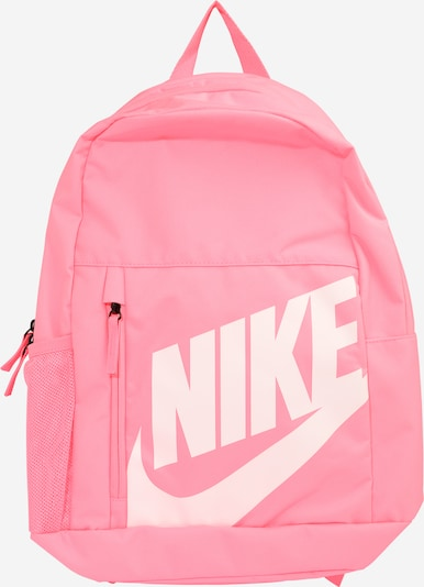 Nike Sportswear Sac à dos de sport en rose clair / blanc, Vue avec produit