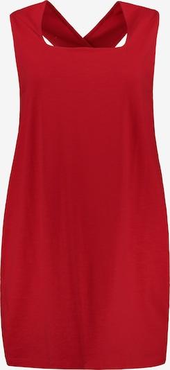 Ulla Popken Top in de kleur Rood, Productweergave
