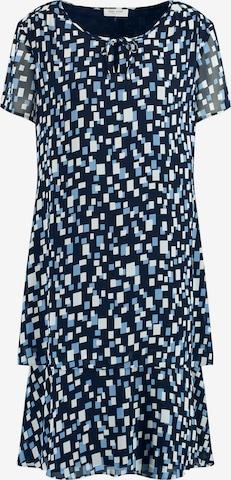 GERRY WEBER Kleid in Blau