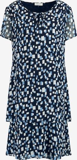 GERRY WEBER Kleid in navy / türkis / weiß, Produktansicht