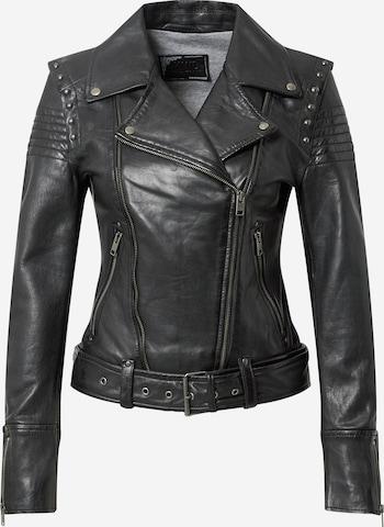OAKWOOD Between-Season Jacket 'KATLEEN' in Black