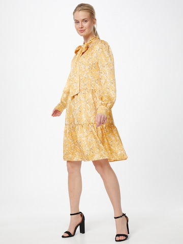 Robe-chemise 'Klavias' HUGO en jaune