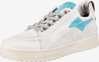 A.S.98 Sneaker 'Young' in beige / blau / weiß, Produktansicht