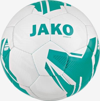 JAKO Ball in grün / weiß, Produktansicht