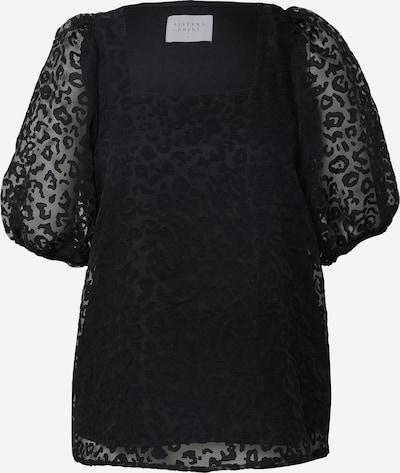 SISTERS POINT Bluse 'Mela' in schwarz, Produktansicht