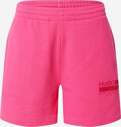 HUGO Shorts in pink, Produktansicht