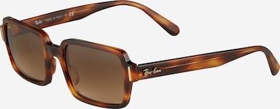 Ray-Ban Sunglasses 'BENJI' in Brown / Cognac, Item view