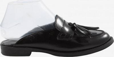 PIECES Pantoffeln in 36 in schwarz, Produktansicht