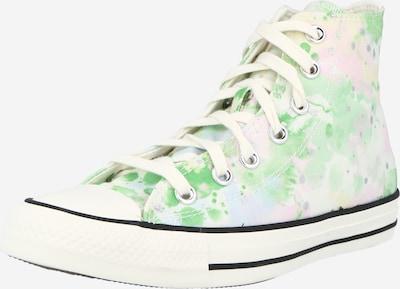 Sneaker înalt 'CHUCK TAYLOR ALL STAR SUMMER FEST' CONVERSE pe bej / albastru deschis / mentă / verde pastel, Vizualizare produs