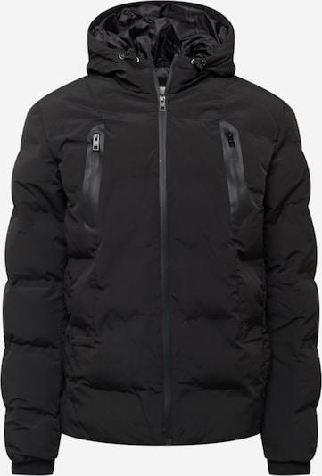 !Solid Ziemas jaka, krāsa - melns, Preces skats