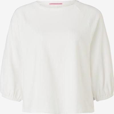 Q/S by s.Oliver Shirt in de kleur Wit, Productweergave