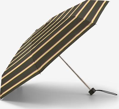 TOM TAILOR Paraplu in de kleur Geel / Kaki, Productweergave