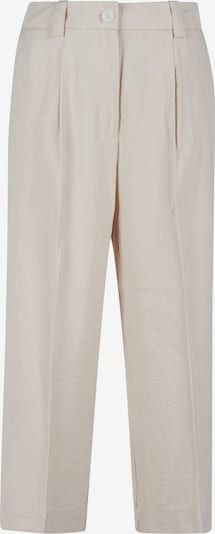 Someday Pantalon in de kleur Crème, Productweergave
