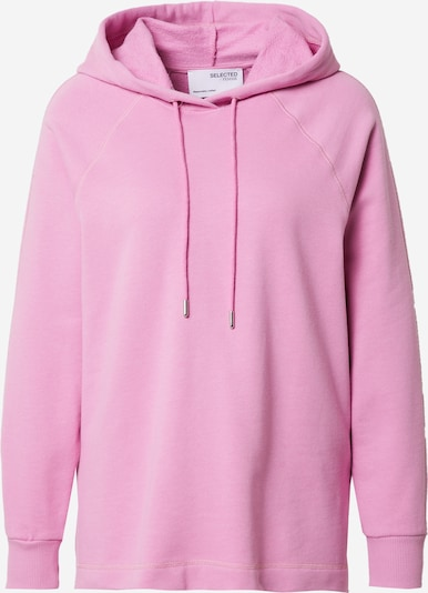 SELECTED FEMME Sweatshirt 'Jasie' in mauve, Produktansicht