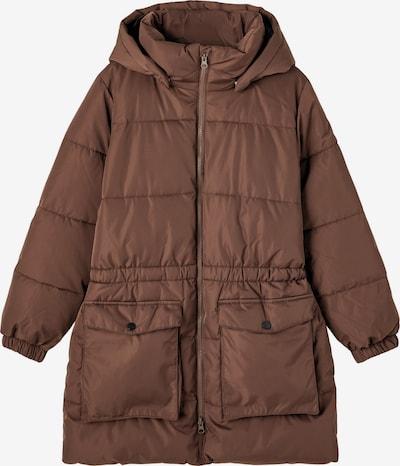 LMTD Winterjas 'Myi' in de kleur Bruin, Productweergave