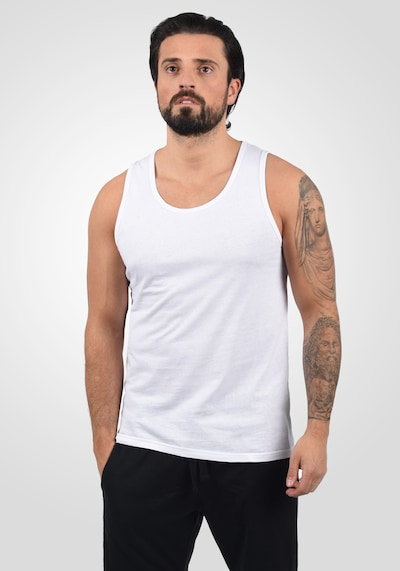 !Solid Tanktop 'Casal' in silber: Frontalansicht