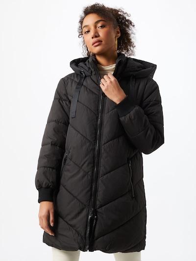 ABOUT YOU Mantel 'Milena' in schwarz, Modelansicht