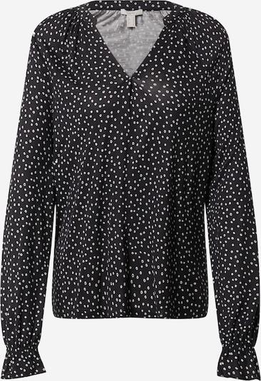 ESPRIT Shirt in Black / White, Item view