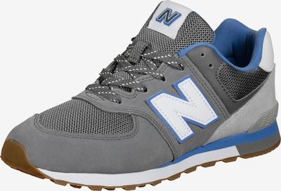 new balance Sneaker 'GC574 M' in blau / grau / weiß, Produktansicht