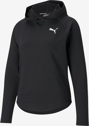 PUMA Sportsweatshirt in Schwarz