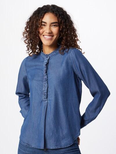 Bluză TOM TAILOR pe albastru, Vizualizare model