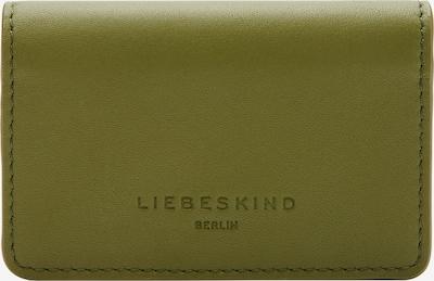 Liebeskind Berlin Geldbörse in dunkelgrün, Produktansicht