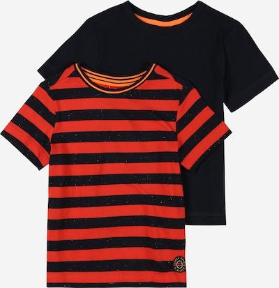 Maglietta s.Oliver di colore navy / arancione, Visualizzazione prodotti