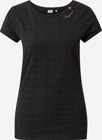 juoda Ragwear Marškinėliai 'MINT'