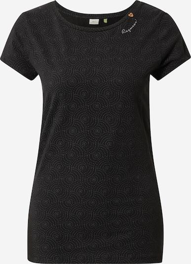 Ragwear T-Shirt 'MINT' in grau / schwarz, Produktansicht