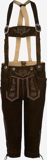 MARJO Pantalón tradicional 'Seppl mittel inkl. Träger' en marrón, Vista del producto