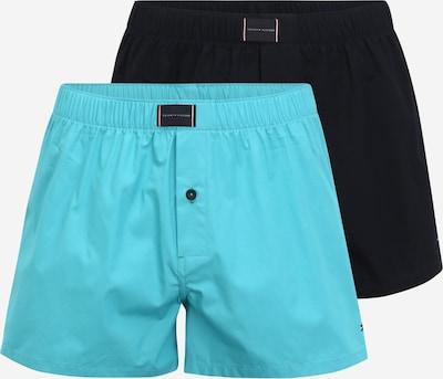 Tommy Hilfiger Underwear Calzoncillo boxer en azul noche / aqua, Vista del producto