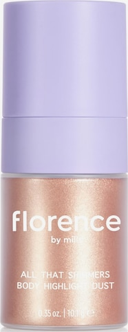 florence by mills Body Highlighter Dust 'All That Shimmers' in Bronze