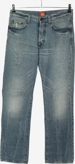 HUGO BOSS Straight-Leg Jeans in 30-31/32 in blau, Produktansicht