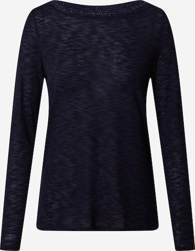 ESPRIT Shirt in de kleur Navy / Zwart: Vooraanzicht