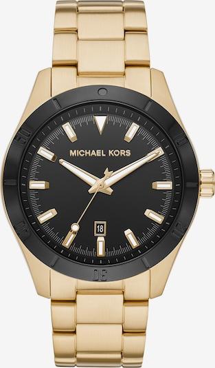 Michael Kors Uhr in gold, Produktansicht