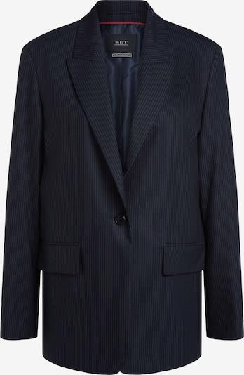 SET Blazer in navy / kobaltblau, Produktansicht