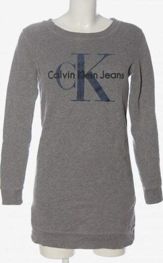 Calvin Klein Jeans Sweatshirt in S in blau / hellgrau / schwarz, Produktansicht