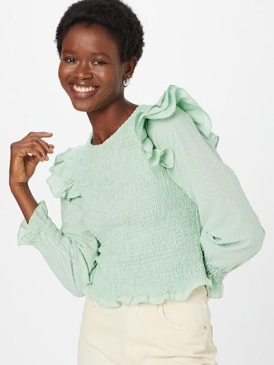 Bluză 'STURKA' Pimkie pe verde mentă, Vizualizare model