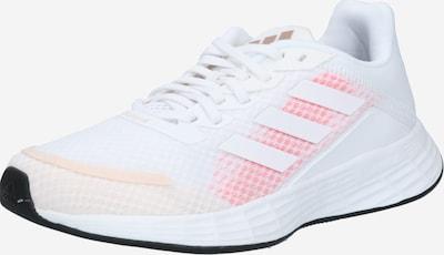 ADIDAS PERFORMANCE Tenisice za trčanje 'Duramo' u pastelno narančasta / neonsko roza / bijela, Pregled proizvoda