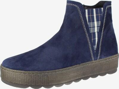 GABOR Stiefel in blau / weiß, Produktansicht