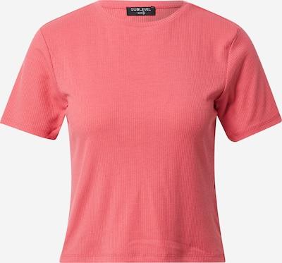 Sublevel T-Krekls rozīgs, Preces skats