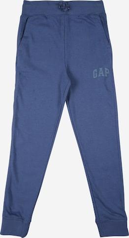 GAP Püksid 'FRANCHISE', värv sinine