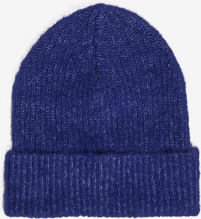OBJECT Mütze 'Pascalia' in royalblau, Produktansicht