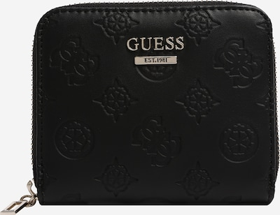 GUESS Wallet 'DAYANE' in black, Item view