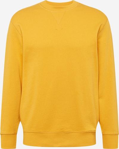 SELECTED HOMME Sweatshirt in gelb, Produktansicht