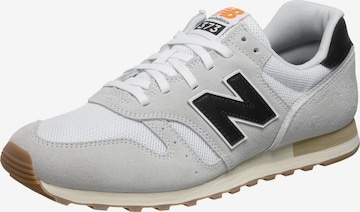 Sneaker bassa di new balance in grigio