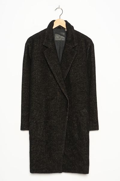 LEVI'S Wollmantel in XL in schwarzmeliert, Produktansicht