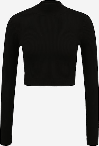 Missguided Tall Pullover in Schwarz